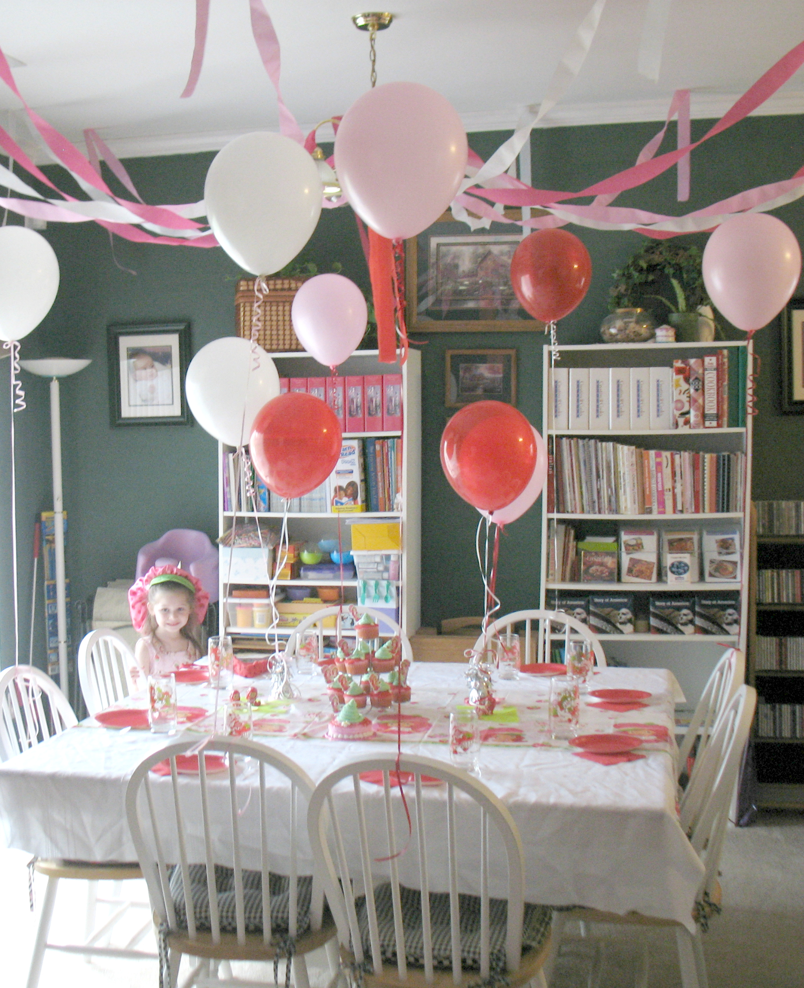 Birthday party table decorations fun ideas for school Table decoration ideas for parties