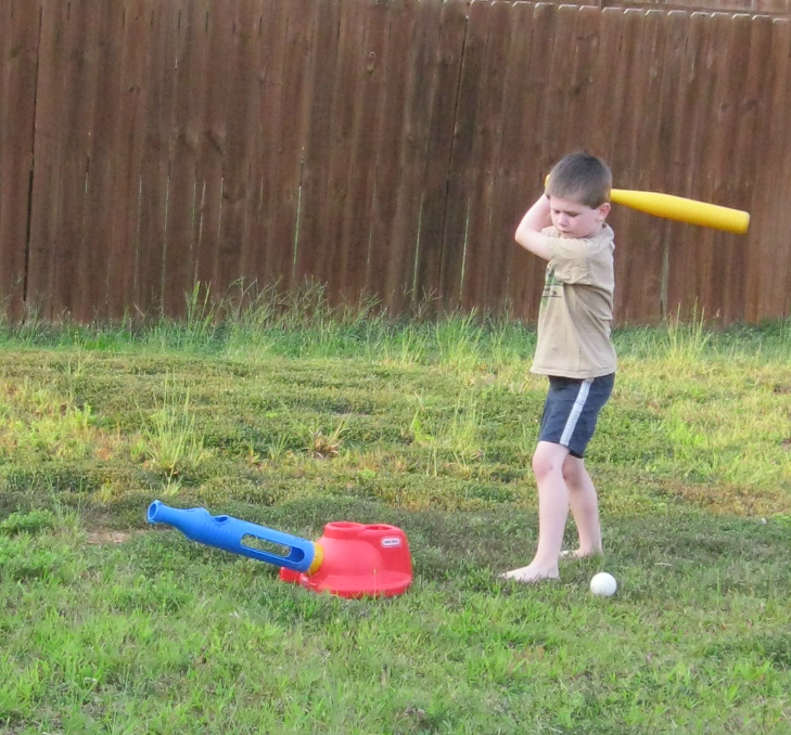 Fun Backyard Sports : Backyard Fun ? A Step Away