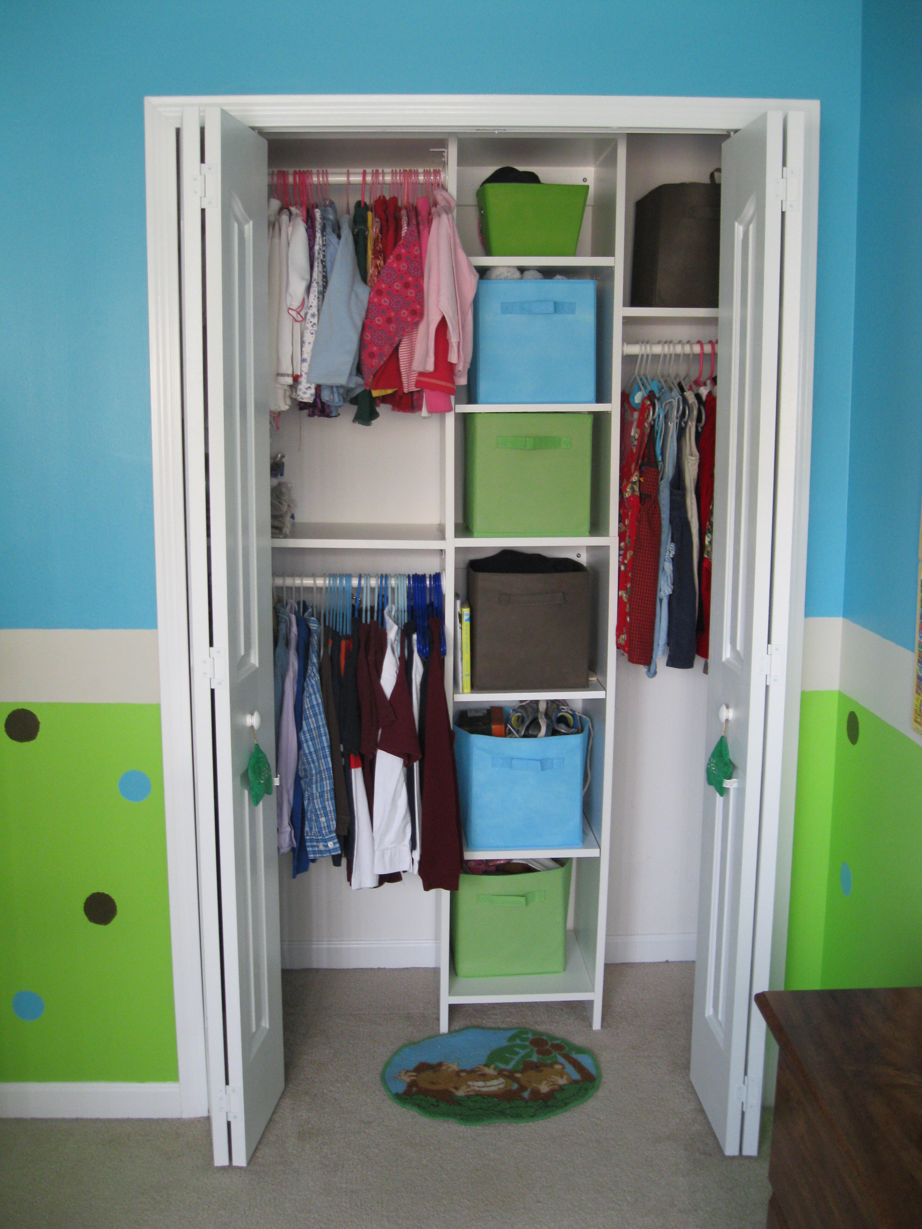 Childrens closet organization Kid Tiny After Completing Using Time Wisely Organizing Childrens Clothing Applying The Process