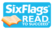 Six Flags  Read to Succeed     Earn a Free Ticket ldObtJK4